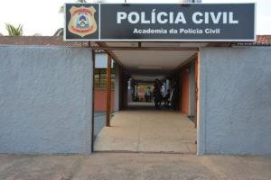 academia de policia civil