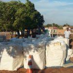 Recebimento Itinerante recolhe 486 embalagens vazias de agrotóxicos em Itacajá