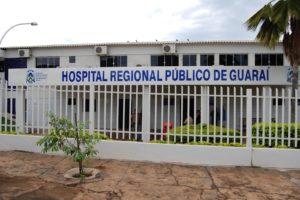 hospital regional de guaraí