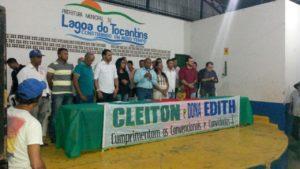 Convenção Lagoa do Tocantins