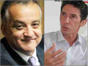 Raul Filho e Carlinhos Cachoeira