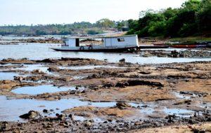 Rio Tocantins em Tocantinópolis - Foto: Dirceu Leno