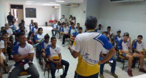 Delegação tocantinense chega a João Pessoa com grande expectativa para os Jogos estudantis