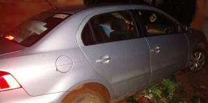 Três indivíduos são detidos pela PM após roubo em Araguaína