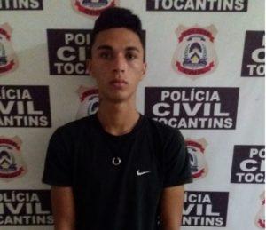 Suspeito de praticar crime bárbaro é indiciado pela Polícia Civil no Extremo Norte do Tocantins/ Foto: