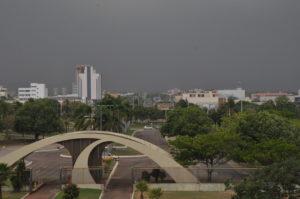 Dia de chuva em Palmas