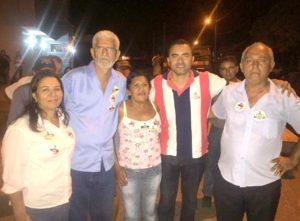 Em Divinópolis com candidato a prefeito Rodolfo Botelho (SD)