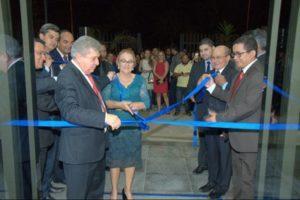 Autoridades inauguram obra em Augustinópolis