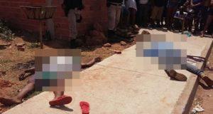 Dois são mortos em confronto armado com a PM em Araguaína, taxista é preso