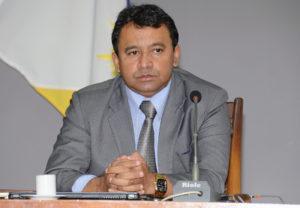Deputado Elenil da Penha, autor da proposta