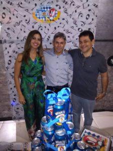 Casal Evandro Gomes e Vânia