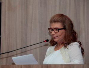 Núbia Dias - gerente do Jurídico no Procon