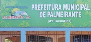 Prefeitura de Palmeirante