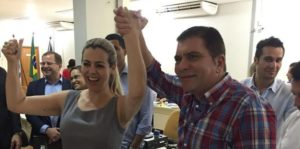 Amastha e Cinthia Ribeiro