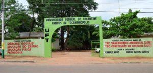 UFT campus Tocantinópolis