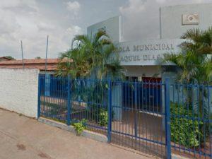 Escola Municipal Leia Raquel Dias Mota