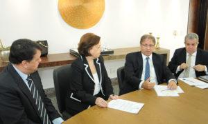 Marcelo Miranda ressaltou a importância da Universidade Federal do Tocantins no processo de implantação do Parque Tecnológico do Tocantins