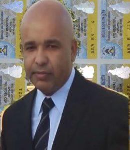 Valdiram Cassimiro Presidente da ANOREG/TO