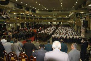 1º encontro de Militares Cristãos