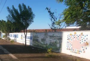 Escola Estadual Antônio Delfino Guimarães - Arapoema