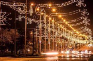 Decoração de Natal em Palmas