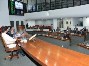 Plenário da Assembleia Legislativa