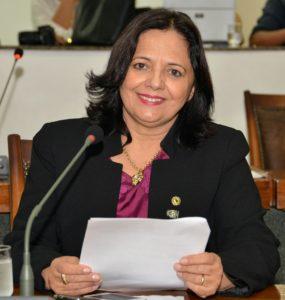 Deputada Valderez