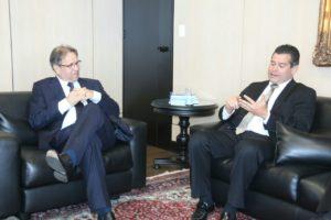 Marcelo Miranda disse que o momento é de discutir projetos e alternativas para sanar os principais problemas do Estado