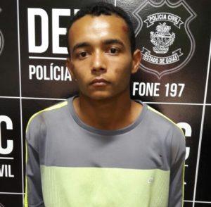 Ronie Von Pereira da Silva - envolvido no assassinato de Mateus Junior