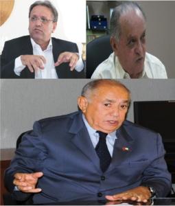 Marcelo Miranda, Brito Miranda e Siqueira Campos