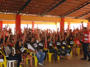 Votação para início da greve a 87 dias atrás