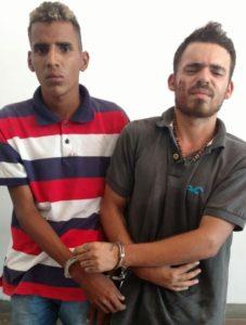 Wallison Sousa Paes e Ralison César Iraldo Vieira