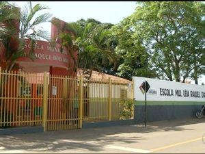 Escola Municipal Leia Raquel Dias Monteiro