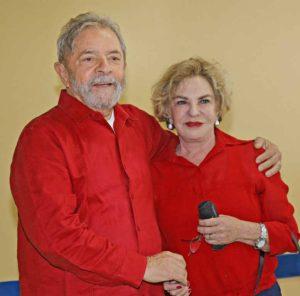 Lula e Marisa Letícia
