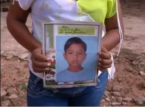 Cauã Lima do Nascimento - desaparecido
