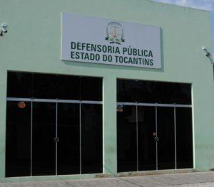 Defensoria Pública em Araguatins
