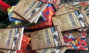 Livros doados