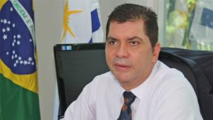 Carlos Amastha - prefeito de Palmas