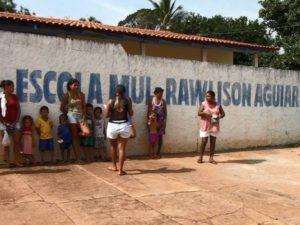 Escola municipal Rawlison Aguiar