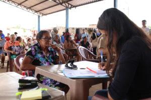 Mais de 600 famílias que terão seus imóveis regularizados